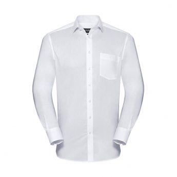 """Moška srajca dolgi rokav – """"Coolmax®"""""""