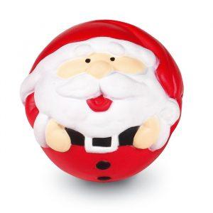 Okrogla anti-stres žoga Božiček