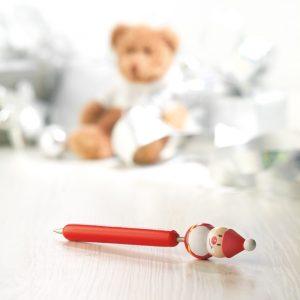 Kemični svinčnik z božičnim motivom