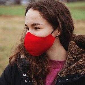 Higienska maska obojestranska – pralna – ženska REDDY Ž